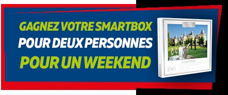 gagnez votre smartbox avec Siligom et BFGoodrich