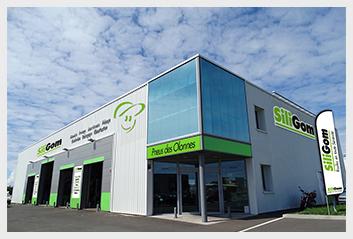 centre siligom de montage pneus