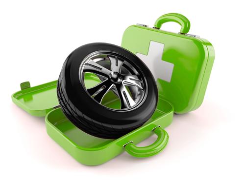 Garantie pneu