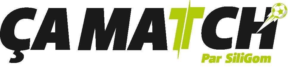 Logo ca match concours de pronos par SILIGOM