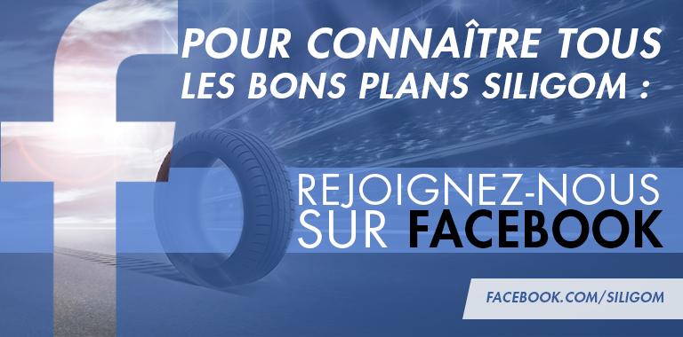 Page officiel Facebook Siligom